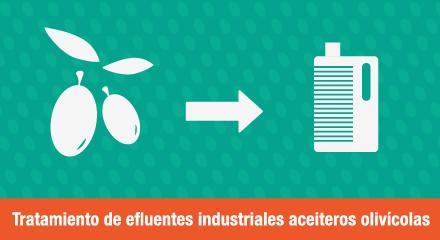 Estudio preliminar para localizar tratadora de efluentes industriales aceiteros olivícolas.