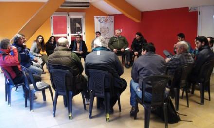 Política de Comunicación Interorganizacional: Organizaciones Sociales Territoriales y Municipio de Las Heras.
