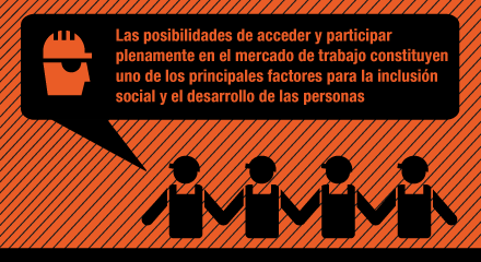 La integracin laboral como estrategia de inclusin social