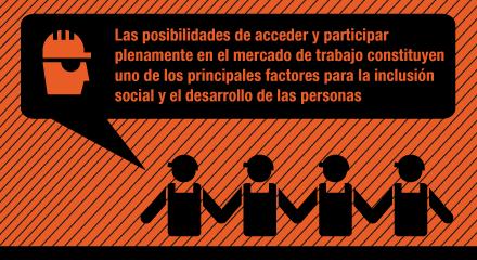 La integración laboral como estrategia de inclusión social