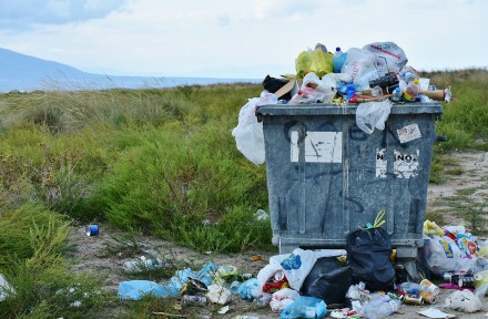 Generación de residuos de plástico: la importancia de la prevención