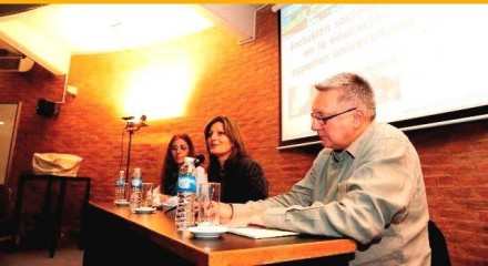 Nelson Pretto disertó sobre inclusión sociodigital en la UNCUYO
