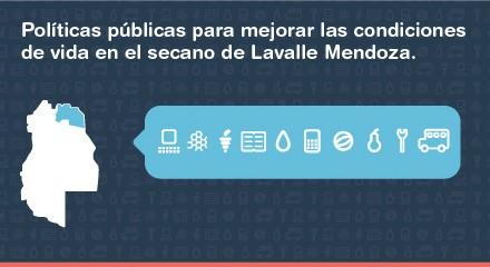 Políticas públicas para mejorar las condiciones de vida en el secano de Lavalle, Mendoza