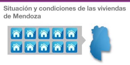Situación y condiciones de las viviendas de Mendoza